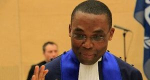 Chile Eboe-Osuji, new ICC Chief Justice