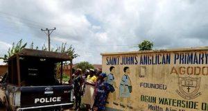 St. John's Anglican Primary Primary School, Agodo,