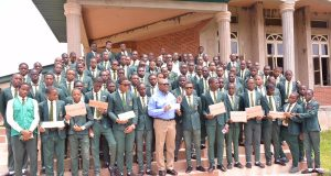 "Peter Obi in the midst of students to celebrate ""My Freedom Day"""