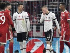 Bayern beat Beskta to hit Champions League last 8