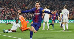 Messi it's 100th goal