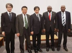 Ambode in Japan to seek investors