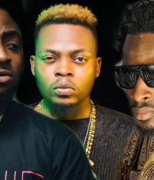 Olamide, David and 9ce