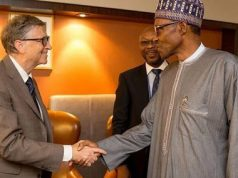 Bill Gates and President Buhari