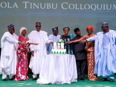 The 10th Bola Ahmed Tinubu Colloquium