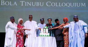 The 10th Bola Ahmed Tinubu Colloquium