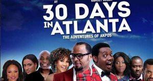 AY's 30-days-in-Atlanta