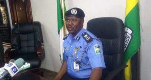 Ali Janga, Kogi Police Commissioner