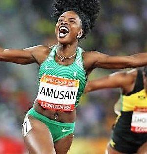 Tobi Amusan