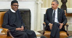 President Buhari and Barack Obama