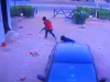 CCTV Footage of Offa robbery