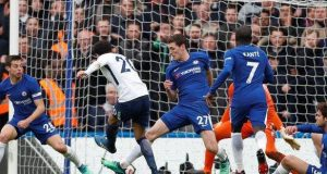 Dele Alli hits two against Chelsea
