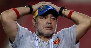 Diego Maradona sacked as Coach of Fujairah SC