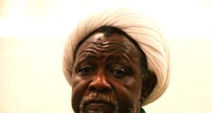 Ibrahim El-Zakzaky, detained Shiite leader