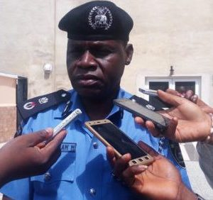 Mohammed Danmallam, Commissioner of Police in Enugu State.