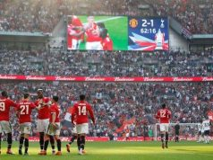 Man United cruised into FA Cup