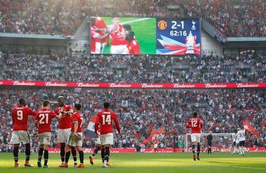 Man United cruised into FA Cup