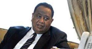 Ibrahim-Ghandour, sacked Dudanese foreign minister