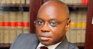 Dr. Joseph Nwobike, Senior Advocate of Nigeria,