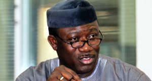 Dr. Kayode-Fayemi, Minister for Solid Minerals Devt