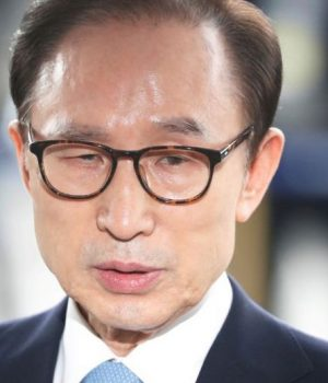 Lee Myung-Bak, ex-South Korean President