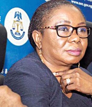 Mary Uduk, new acting SEC DG