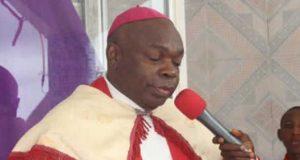 Most Rev. Augustine Akubeze, President, Catholic Bishops Conference of Nigeria