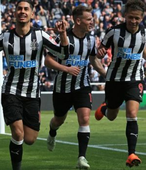 Newcastle came from behind to compound Arsenal woes