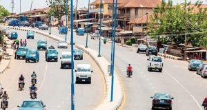 A town in Osun