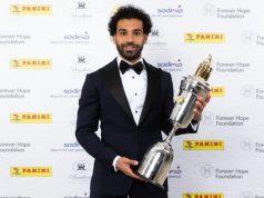 Mohammed Salah wins PFA award