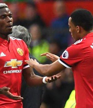 Pogba and Mathial