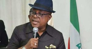Prince Uche Secondus, PDP chair