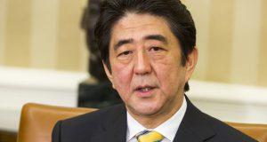 Japanese President Shinzo Abe