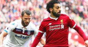 Sarah fires blank as Stoke hold Liverpool at Anfield