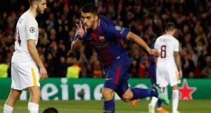 Suarez strikes at last