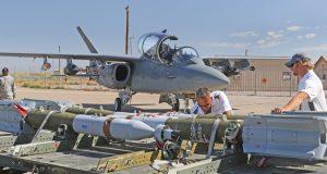 Super Tucano fighter jets