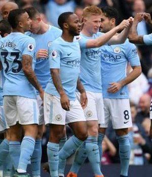 The Champions, Man City
