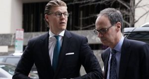 Dutch lawyer Alex van der Zwaan