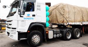 Dangote Trucks