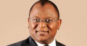 Dr. Adesola Kazeem Adeduntan, First Bank Holdings GMD