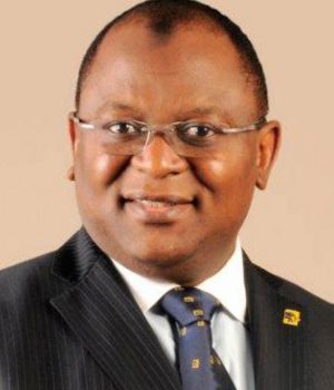 Dr. Adesola Kazeem Adeduntan, First Bank Holdings GMD