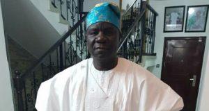 Nigerian High Commissioner to Ghana, Ambassador Olufemi Michael Abikoye