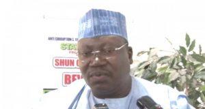 Senator Ahmed Lawan