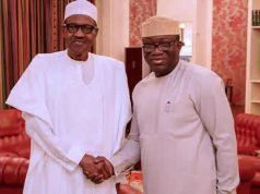 Buhari and Fayemi
