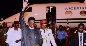 Buhari off to U.K again