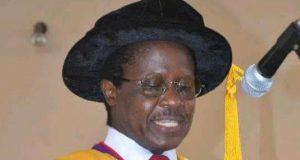 Professor Eno Okoko