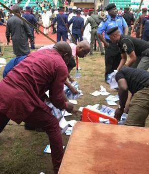 The riotous Ekiti APC governorship primaries