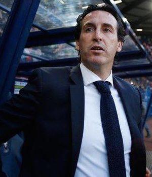 Unai Emery, ex-PSG Coach