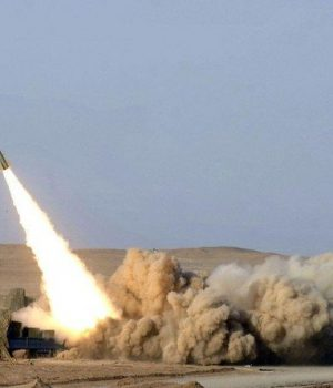 Saudi Arabia's air defence forces intercepted a ballistic missile fired by Iran's backed Houthi militia