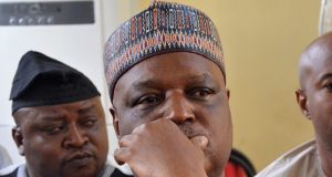 Ex-Taraba Gov. Rev. Jolly Nyame
